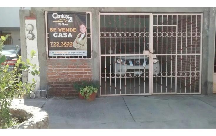Foto de casa en venta en  , ex hacienda de franco, silao, guanajuato, 1703988 No. 01