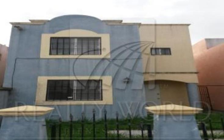 Foto de casa en venta en ex hacienda el rosario 00000, ex hacienda el rosario, ju?rez, nuevo le?n, 1528786 No. 01
