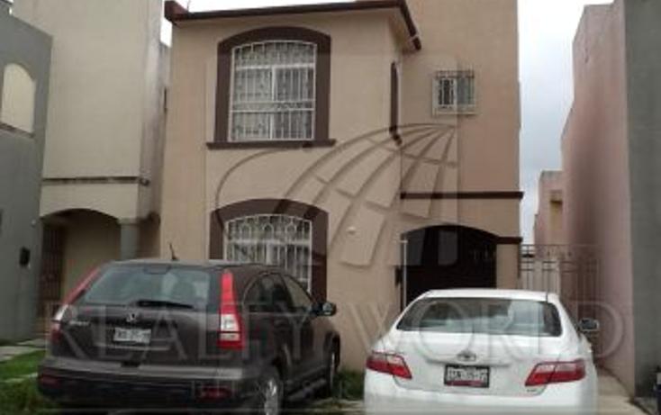 Foto de casa en venta en  , ex hacienda el rosario, ju?rez, nuevo le?n, 1109819 No. 01