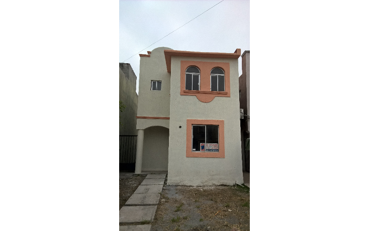 Foto de casa en venta en  , ex hacienda el rosario, ju?rez, nuevo le?n, 1301661 No. 01