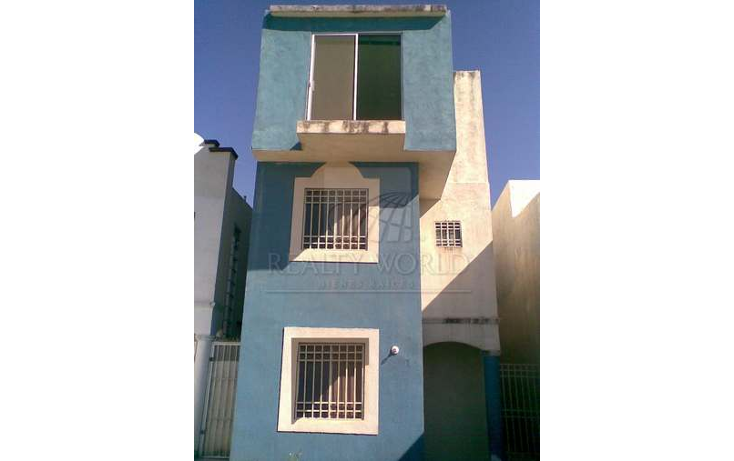 Foto de casa en venta en  , ex hacienda el rosario, juárez, nuevo león, 1417455 No. 01