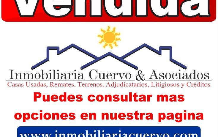 Foto de casa en venta en  , ex hacienda el rosario, juárez, nuevo león, 1597782 No. 01