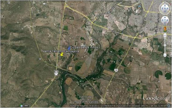 Foto de terreno comercial en venta en  , ex hacienda la cantera, aguascalientes, aguascalientes, 1269233 No. 03