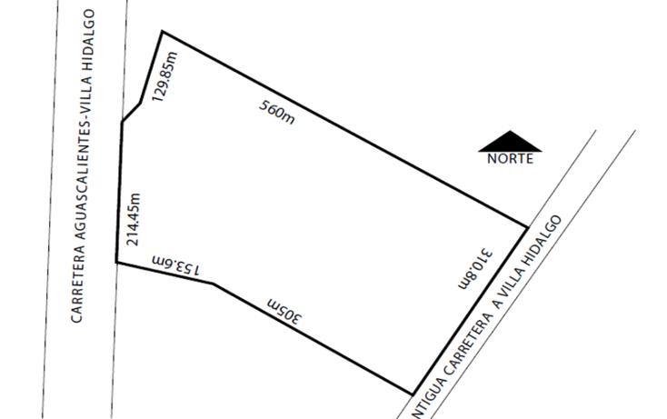Foto de terreno comercial en venta en  , ex hacienda la cantera, aguascalientes, aguascalientes, 1269233 No. 04