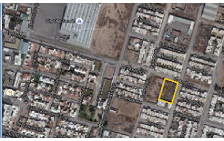 Foto de terreno habitacional en venta en  , ex hacienda los ángeles, torreón, coahuila de zaragoza, 1655487 No. 08