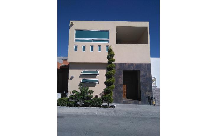 Foto de casa en venta en  , ex hacienda santa rosa, apodaca, nuevo le?n, 1664370 No. 01