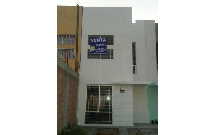 Foto de casa en venta en  , ex rancho san dimas, san antonio la isla, méxico, 1069397 No. 01