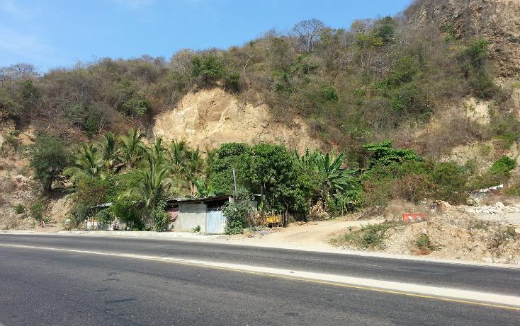 Foto de terreno comercial en venta en  , excampo de tiro, acapulco de ju?rez, guerrero, 1170877 No. 01