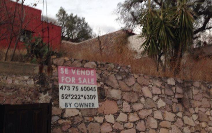 Foto de terreno habitacional en venta en, exhacienda de durán, guanajuato, guanajuato, 1286537 no 04
