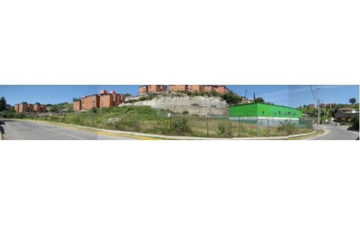 Foto de terreno habitacional en venta en  , ex-hacienda el pedregal, atizap?n de zaragoza, m?xico, 1514836 No. 01