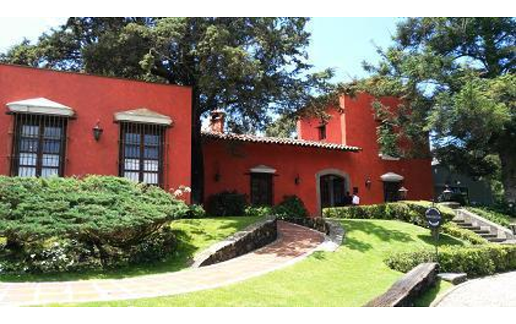 Foto de casa en venta en  , ex-hacienda jajalpa, ocoyoacac, méxico, 1157801 No. 20
