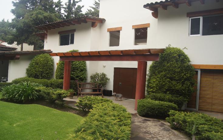 Foto de casa en venta en  , ex-hacienda jajalpa, ocoyoacac, méxico, 1495285 No. 01