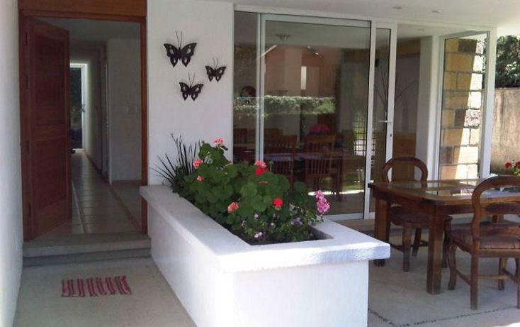 Foto de casa en venta en  , ex-hacienda jajalpa, ocoyoacac, m?xico, 1502951 No. 01