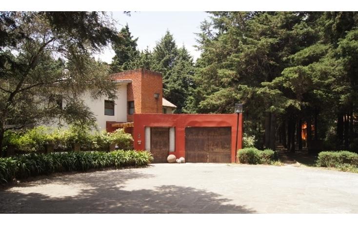 Foto de casa en venta en  , ex-hacienda jajalpa, ocoyoacac, m?xico, 1600488 No. 01