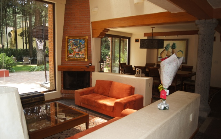 Foto de casa en venta en  , ex-hacienda jajalpa, ocoyoacac, méxico, 1600488 No. 04