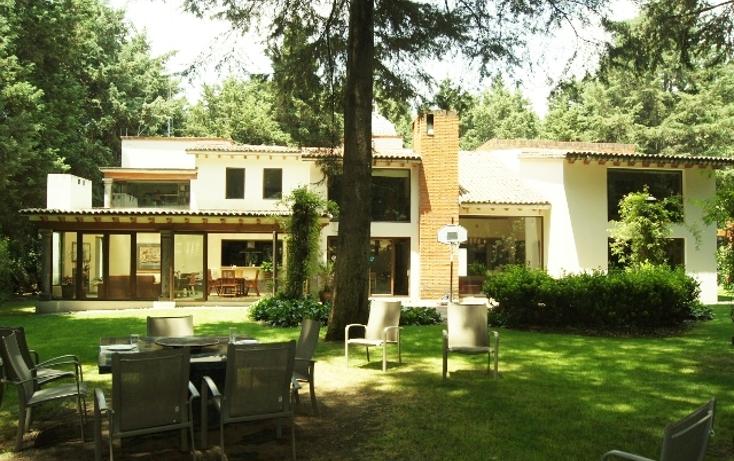 Foto de casa en venta en  , ex-hacienda jajalpa, ocoyoacac, méxico, 1600488 No. 15