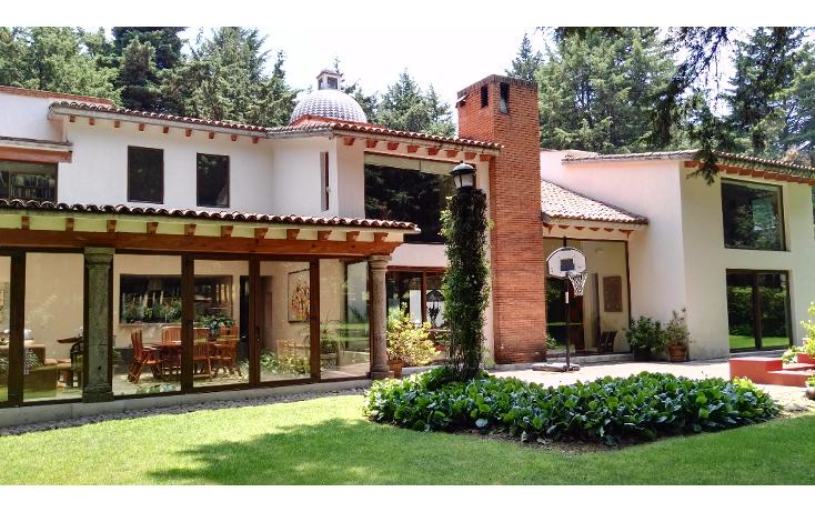 Foto de casa en condominio en venta en  , ex-hacienda jajalpa, ocoyoacac, méxico, 1610084 No. 01