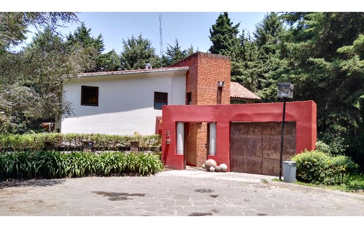 Foto de casa en condominio en venta en  , ex-hacienda jajalpa, ocoyoacac, méxico, 1610084 No. 02