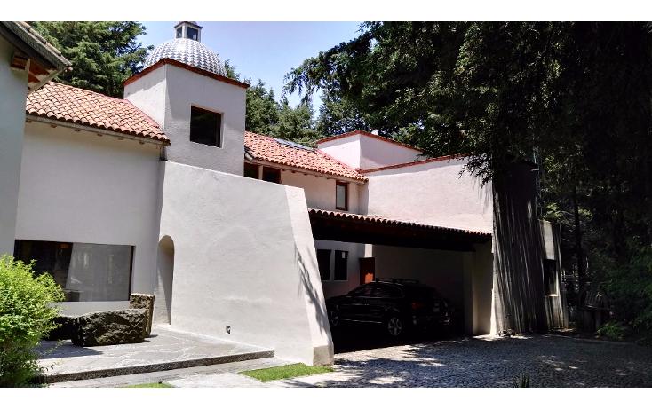Foto de casa en condominio en venta en  , ex-hacienda jajalpa, ocoyoacac, méxico, 1610084 No. 04