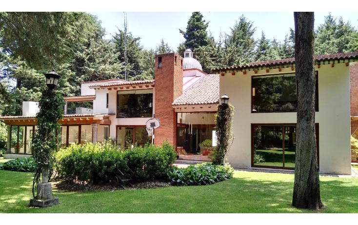 Foto de casa en condominio en venta en  , ex-hacienda jajalpa, ocoyoacac, méxico, 1610084 No. 10