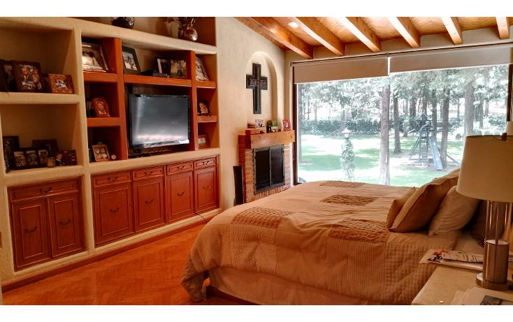 Foto de casa en condominio en venta en  , ex-hacienda jajalpa, ocoyoacac, méxico, 1610084 No. 25
