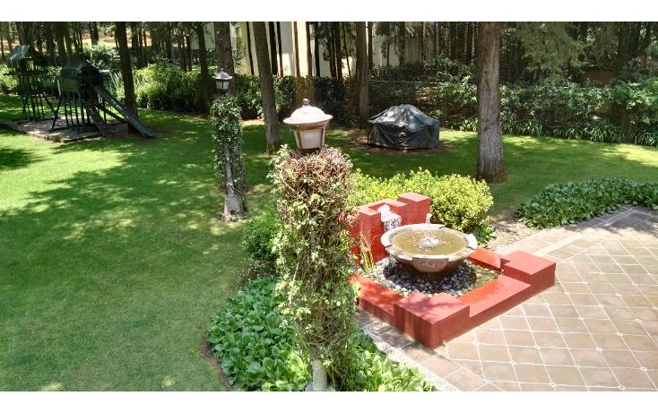Foto de casa en condominio en venta en  , ex-hacienda jajalpa, ocoyoacac, méxico, 1610084 No. 29
