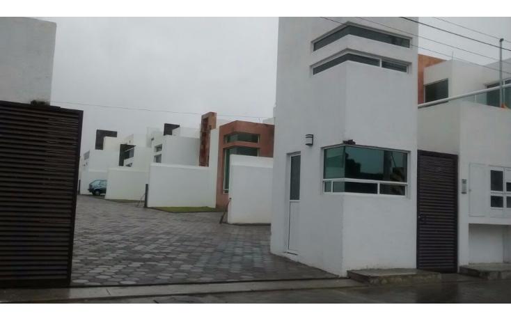 Foto de casa en venta en  , ex-hacienda la carcaña, san pedro cholula, puebla, 1070235 No. 01