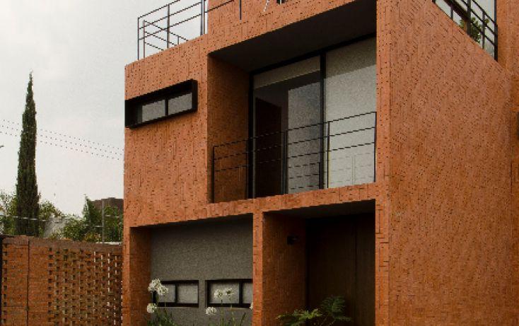 Foto de casa en condominio en renta en, exhacienda la carcaña, san pedro cholula, puebla, 1115573 no 01