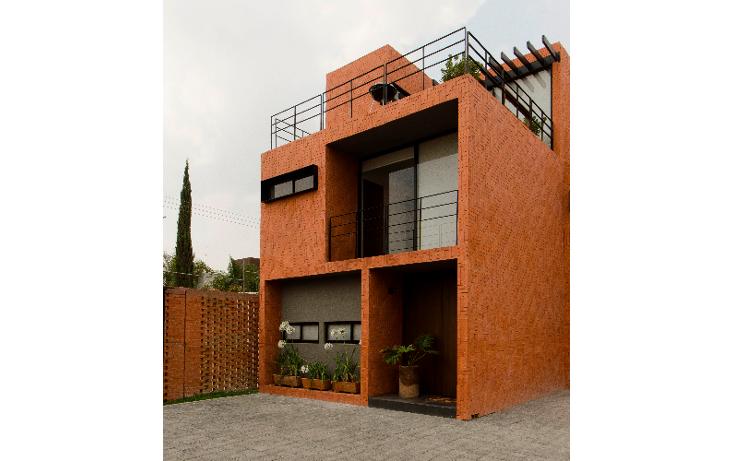 Foto de casa en renta en  , ex-hacienda la carca?a, san pedro cholula, puebla, 1115573 No. 01