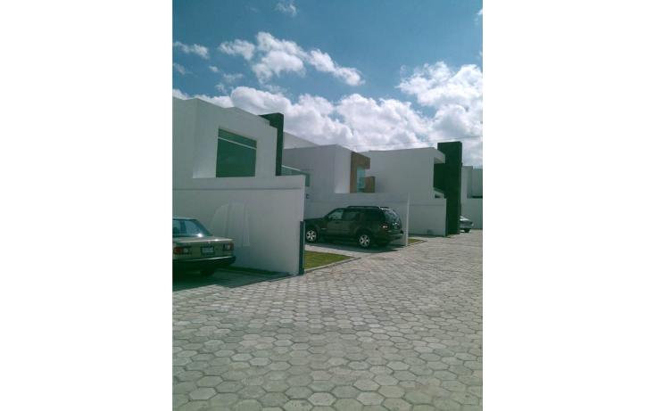 Foto de casa en condominio en venta en  , ex-hacienda la carcaña, san pedro cholula, puebla, 1188885 No. 01