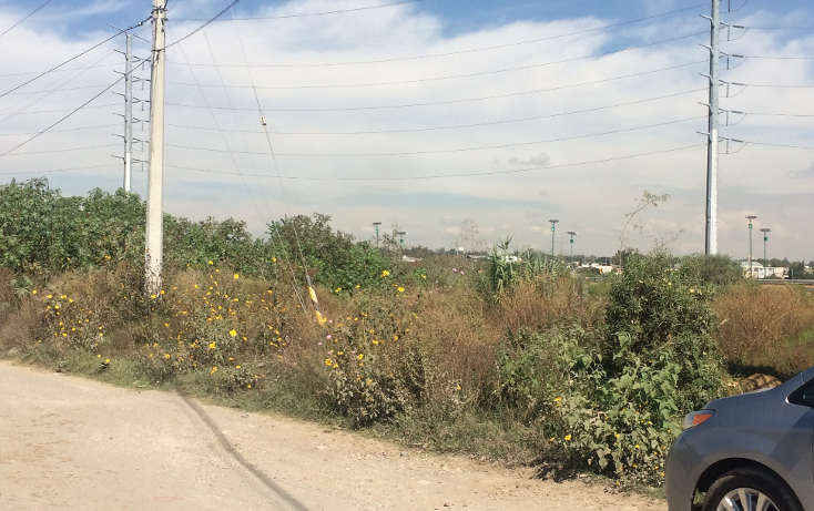 Foto de terreno habitacional en venta en  , ex-hacienda la carcaña, san pedro cholula, puebla, 1601588 No. 01