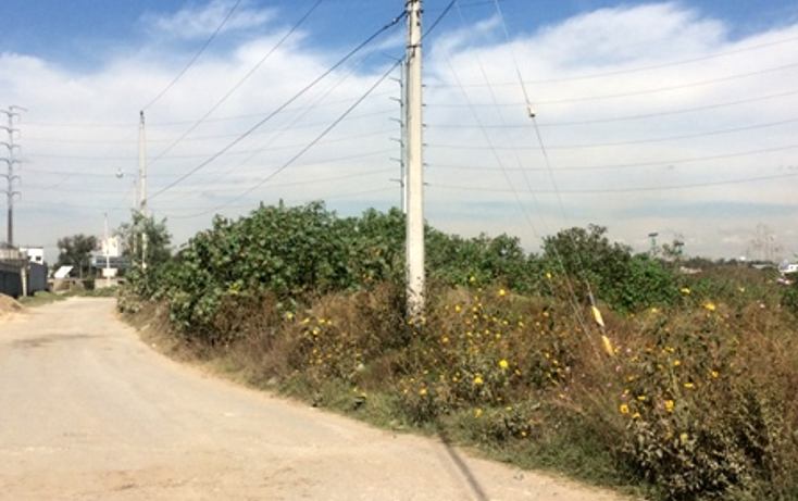 Foto de terreno habitacional en venta en  , ex-hacienda la carcaña, san pedro cholula, puebla, 1601588 No. 03