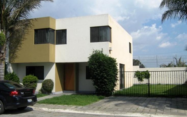 Foto de casa en renta en  , ex-hacienda la carcaña, san pedro cholula, puebla, 1770036 No. 02