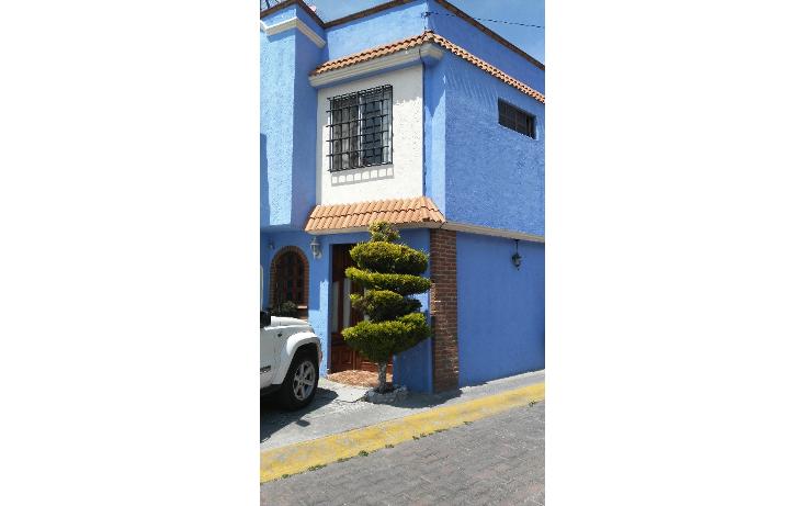 Foto de casa en venta en  , ex-hacienda san felipe 1a. sección, coacalco de berriozábal, méxico, 1738148 No. 01