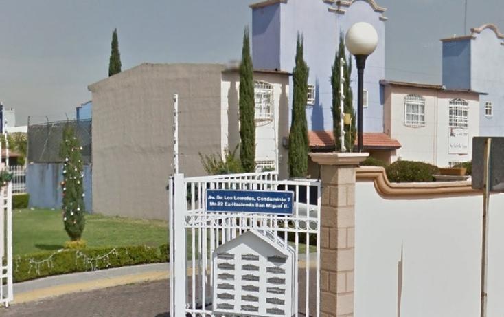 Foto de casa en venta en avenida de los laureles , ex-hacienda san miguel, cuautitlán izcalli, méxico, 1023253 No. 01
