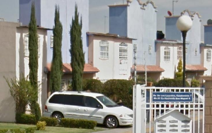 Foto de casa en venta en avenida de los laureles , ex-hacienda san miguel, cuautitlán izcalli, méxico, 1023253 No. 03