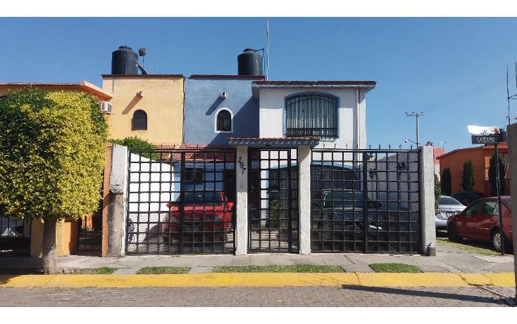 Foto de casa en venta en  , ex-hacienda san miguel, cuautitl?n izcalli, m?xico, 1268175 No. 01