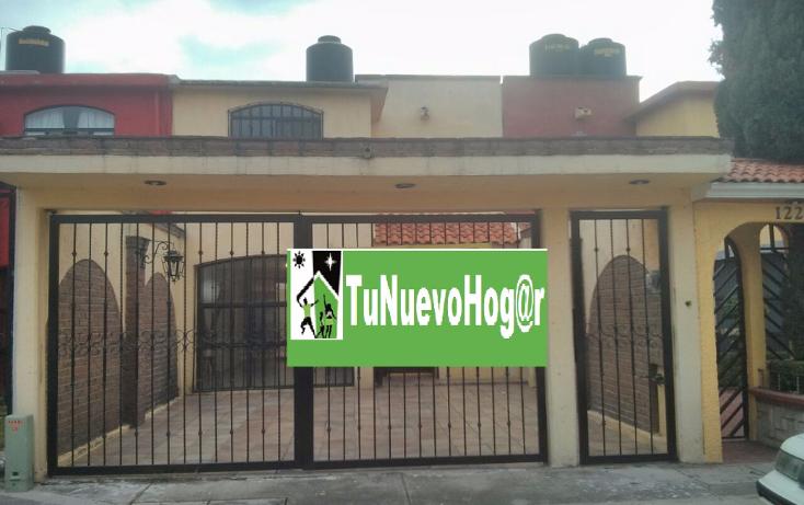 Foto de casa en venta en  , ex-hacienda san miguel, cuautitl?n izcalli, m?xico, 1340189 No. 01