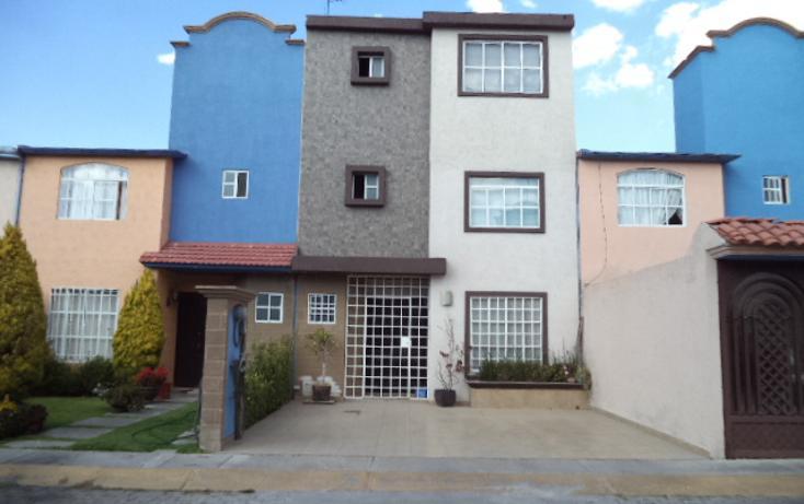Foto de casa en venta en  , ex-hacienda san miguel, cuautitlán izcalli, méxico, 1869730 No. 01