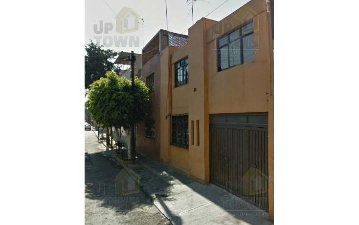 Foto de casa en venta en  , ex-hipódromo de peralvillo, cuauhtémoc, distrito federal, 694945 No. 01