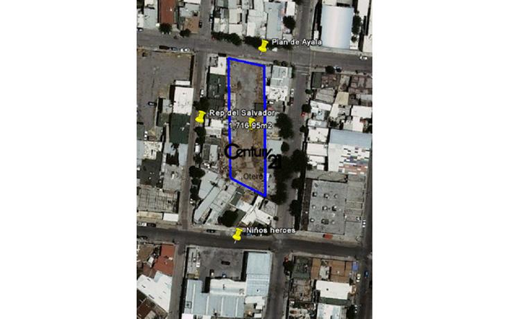 Foto de terreno comercial en venta en  , exhipódromo, juárez, chihuahua, 1180609 No. 01