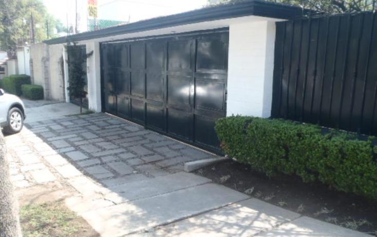 Foto de casa en renta en explanada 1230, lomas de chapultepec ii sección, miguel hidalgo, distrito federal, 1671334 No. 01