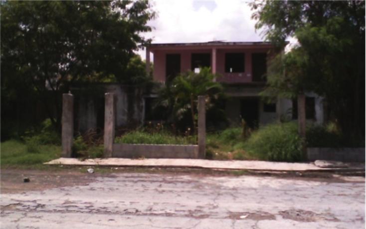 Foto de casa en venta en  , expofiesta norte, matamoros, tamaulipas, 1384977 No. 01