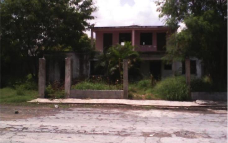 Foto de casa en venta en  , expofiesta norte, matamoros, tamaulipas, 1647800 No. 01