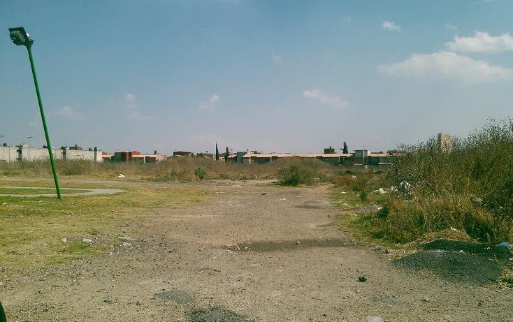 Foto de terreno habitacional en venta en  , ex-rancho san felipe, coacalco de berriozábal, méxico, 1716576 No. 01