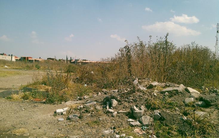 Foto de terreno habitacional en venta en  , ex-rancho san felipe, coacalco de berriozábal, méxico, 1716576 No. 03