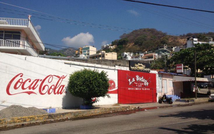 Foto de terreno comercial en renta en, farallón, acapulco de juárez, guerrero, 1296049 no 03