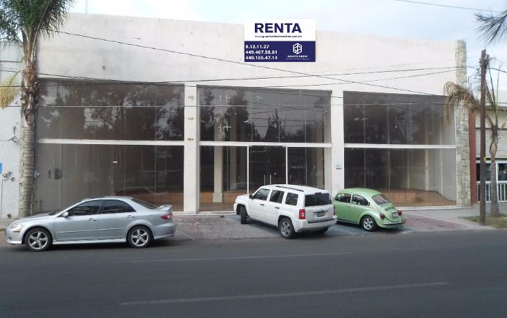 Foto de local en renta en  , fátima, aguascalientes, aguascalientes, 1174877 No. 01