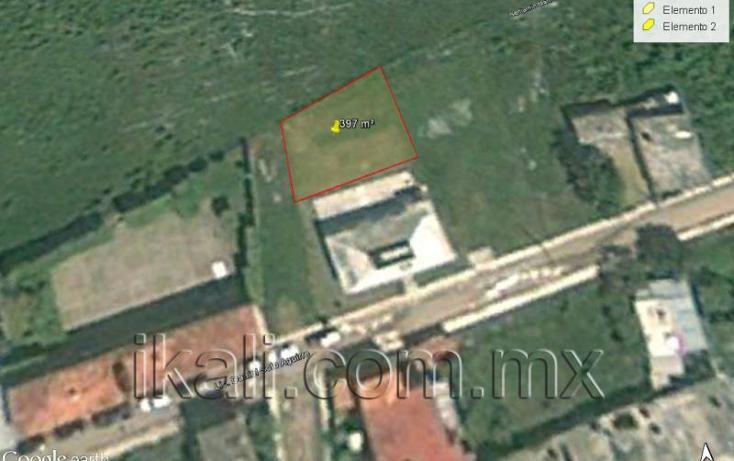 Foto de terreno habitacional en venta en  , fecapomex, tuxpan, veracruz de ignacio de la llave, 1363771 No. 04