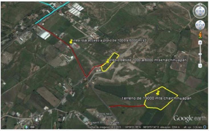 Foto de terreno comercial en venta en federal a atlico, chipilo de francisco javier mina, san gregorio atzompa, puebla, 1577874 no 01